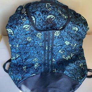 ADIDAS BLUE BAG